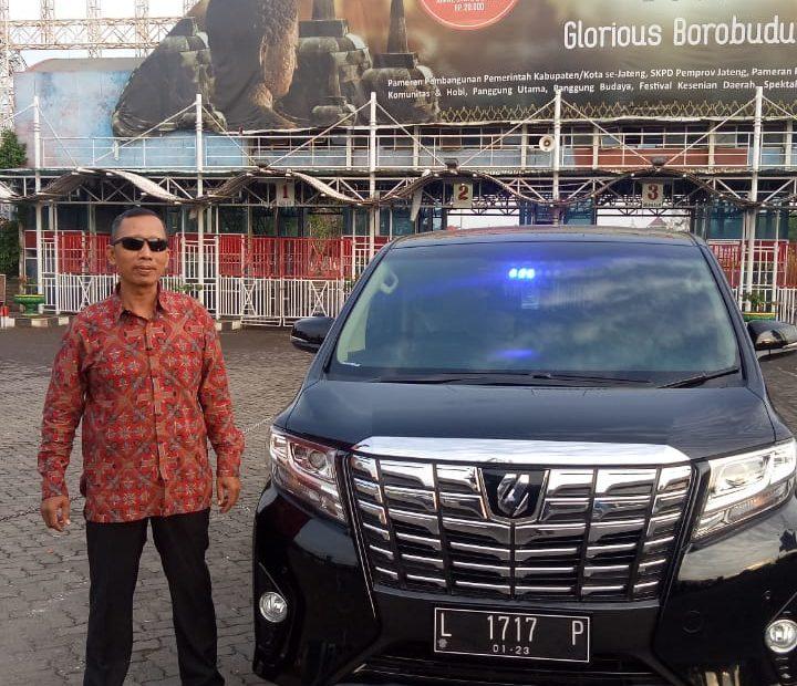 Sewa Mobil Semarang Dengan Sopir Profesional