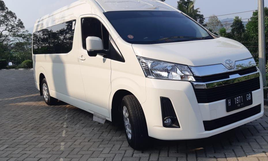 Sewa Mobil Semarang - Sewa Mobil Hiace Premio Semarang