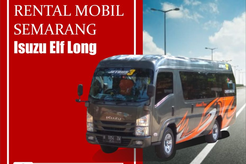 Rental Mobil Isuzu Elf Long