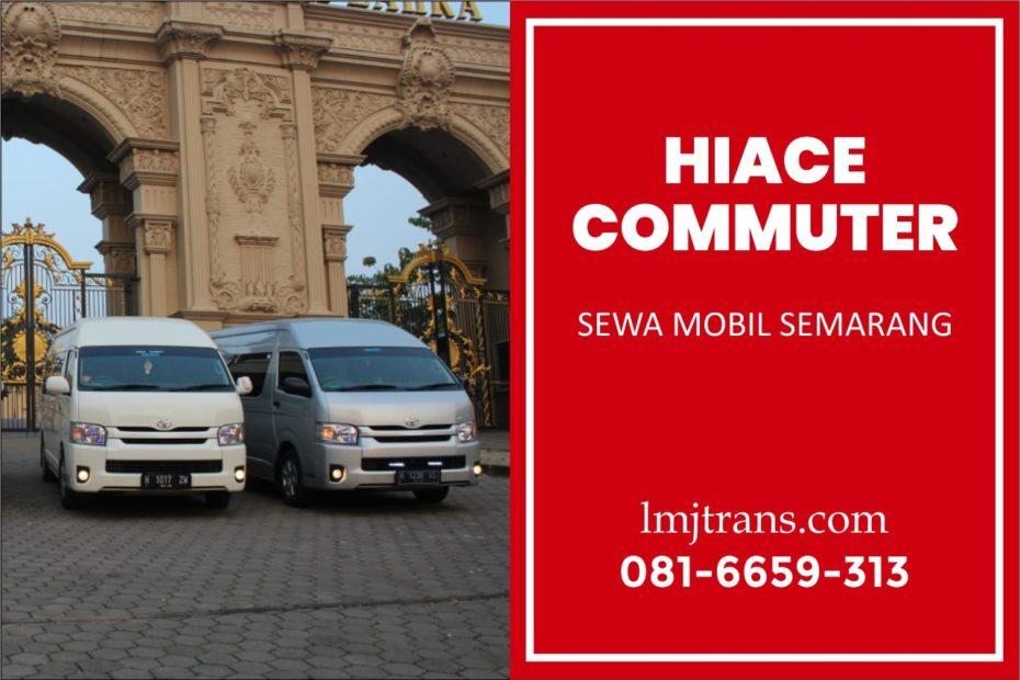 Rental Mobil Semarang - Sewa Mobil Hiace